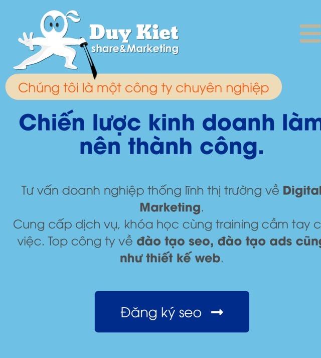 Nguyenduykiet.com dia chi mua guest post uy tin