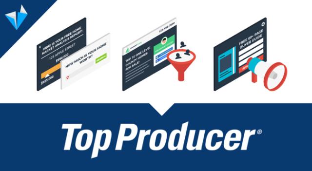 Trong lĩnh vực bất động sản, Top Producer là phần mềm CRM được ưa chuộng