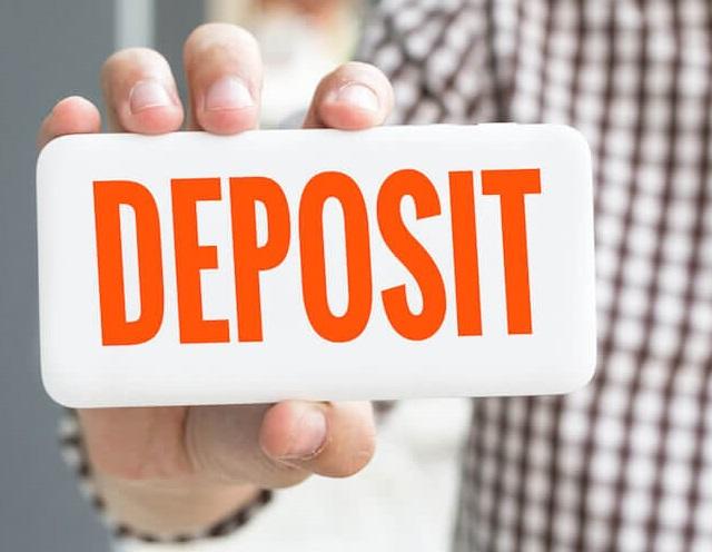 Deposit luôn là một lựa chọn đúng đắn!