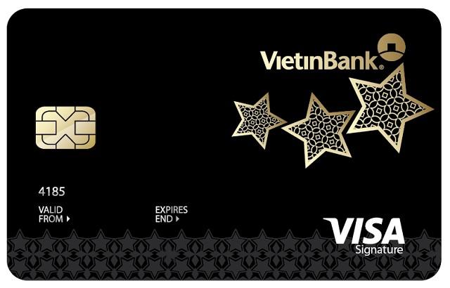 Thẻ tín dụng đen với những đặc điểm riêng biệt