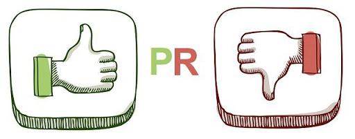 Ưu và nhược điểm của PR