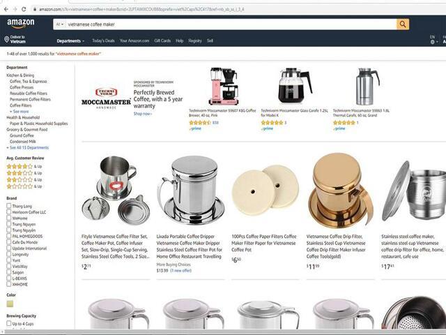 Bán hàng trên Amazon.com rủi ro khá thấp