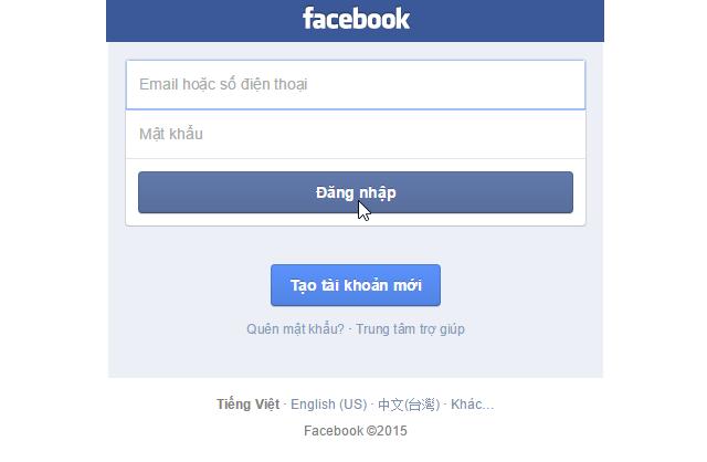 Hướng dẫn cách làm hiện số người theo dõi trên Facebook bằng máy tính